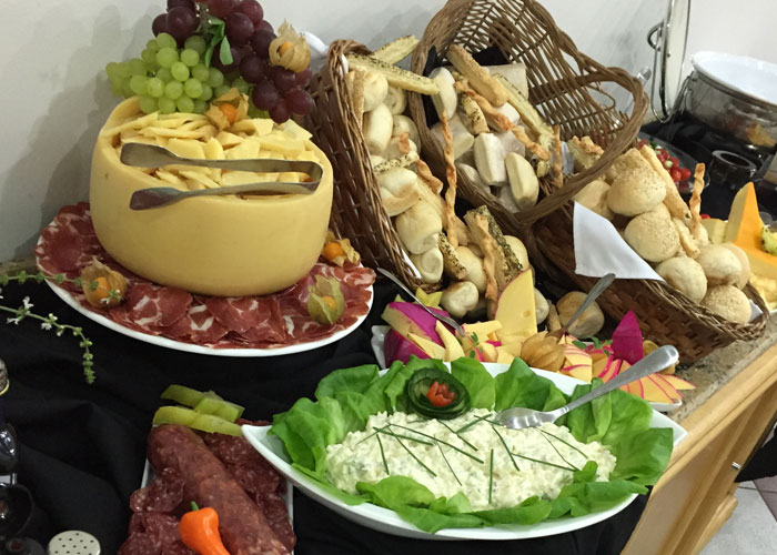 Brunch Curitiba - Moinhos Gastronomia